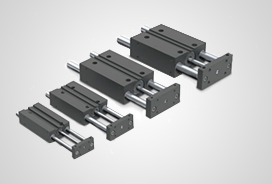 Pneumatic electric actuators