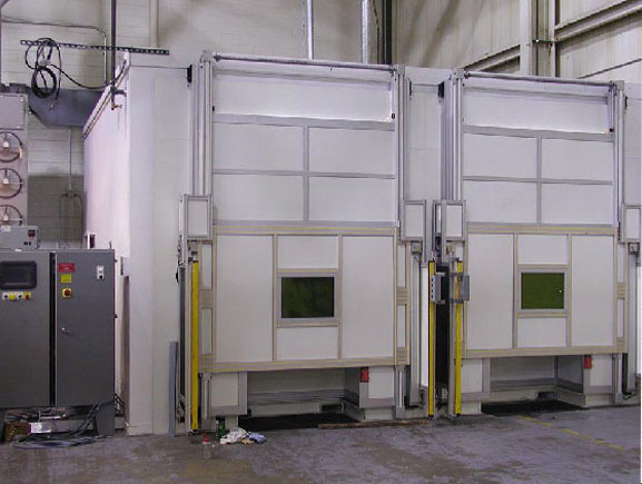Automated Doors for Enclosures