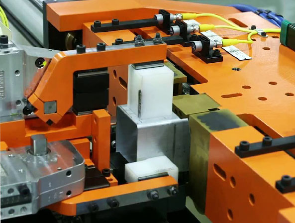 BTM Company Automation Power Clamps