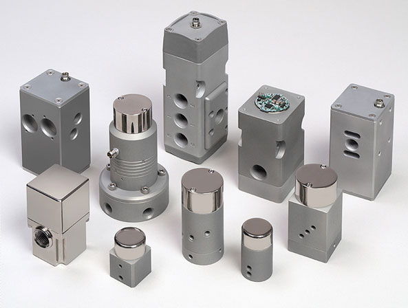 Enfield Technologies Pneumatic Components