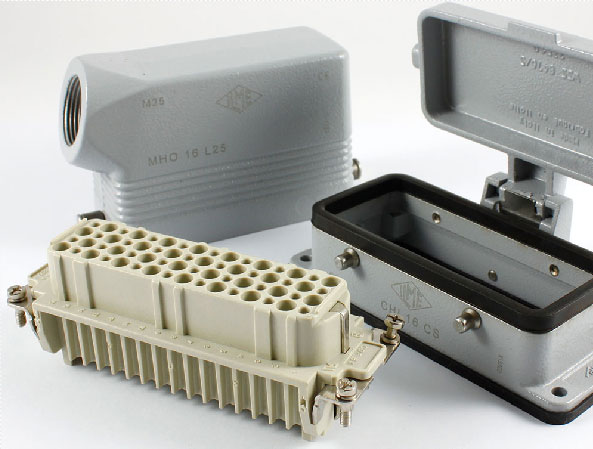 ILME Industrial Connectors, Plugs, and Sockets