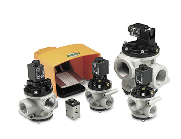 Pnumatic Valves and Fieldbus